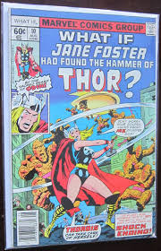 amazon com what if vol 1 10 what if jane foster had found the