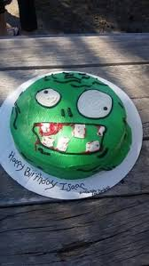Plants Vs Zombies Cake Decorations Plants Vs Zombies Cake Toppers Plants Vs Zombies Cake Cakes