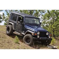 1986 jeep comanche lifted rugged ridge 15500 02 black d window wheel 15 inch x 10