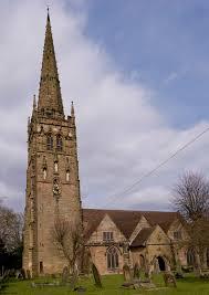Broadchurch England Map by St Nicolas U0027 Church Kings Norton Wikipedia