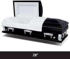 black casket burial selections hercules black lyon dewitt berry funeral h