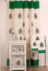 spode tree shower curtain home kitchen