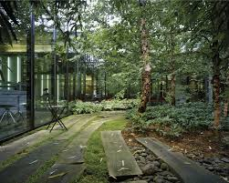 Court Yards Tahari Courtyards By Michael Van Valkenburgh Associates
