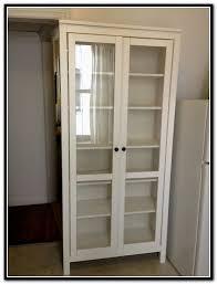 China Cabinets With Glass Doors White China Cabinets With Glass Doors Home Design Ideas