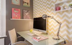 interior home wallpaper how to wallpaper a space a chevron pattern