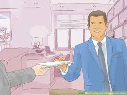 how to retract a resignation letter with pictures wikihow
