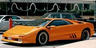 lamborghini diablo orange diablo vt r the on lambocars com