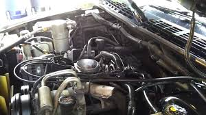 1999 chevy blazer 4 3l v6 bad fuel line o ring youtube