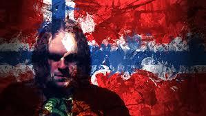 Norweigan Flag Norwegian Flag And Myself By Ninja Wolf 13 On Deviantart