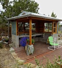 rustic outdoor kitchen ideas kitchen island rustic outdoor kitchen ideas brown wood cabinet