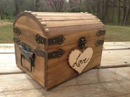 wooden chest wishing well by countrybarnbabe on etsy the