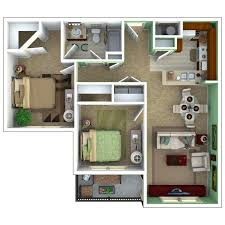 Two Bedroom Floor Plans House by 2 Bedroom House Plans With Basement Square Feet Plan Kerala Model