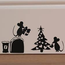 aliexpress com buy new cute cartoon mouse home sticker wall aeproduct getsubject