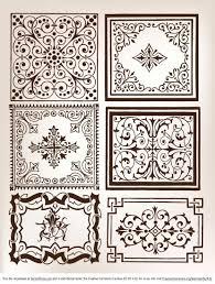 free vector ornamental elements