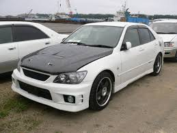 toyota altezza modified toyota altezza japanese tuning icons part 2 toyota altezzalexus is