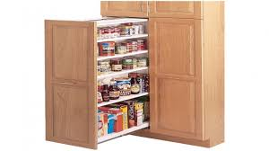 Kitchen Pull Out Cabinet by Modern White Hardboard Oantry Kitchen Cabinet With Pull Out