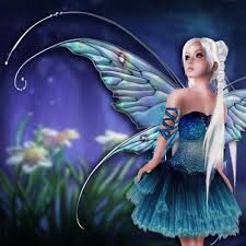 blue fairies images she makes so many styles and colors to