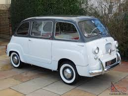 fiat multipla for sale 600d multipla lhd 1963 49k miles warranted 2 owners time