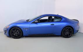 used maserati granturismo 2013 maserati granturismo sport for sale in norwell ma 067306