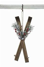gondola ski ornament i do me skiing