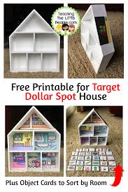 printable christmas targets free printable for target dollar spot house teaching the little people