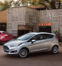 2017 ford fiesta sedan u0026 hatchback features ford com
