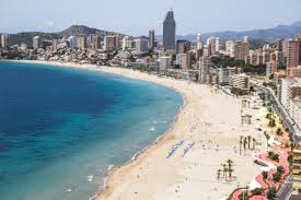 Benidorm Spain Map by Brit Mum Arrested In Benidorm Accused Of Abandoning Her Two Nine
