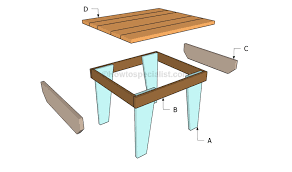 How To Make A Small by How To Make Small Table Table Designs