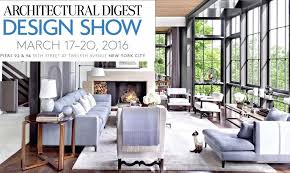 home design show nyc 2015 architectural digest design show at architectural digest home