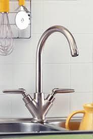 faucet stop artifacts 2 hole kitchen sink faucet k 99265 vs
