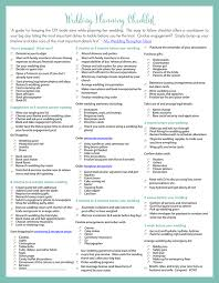 wedding planner requirements printable wedding planning checklist for diy brides printable