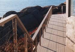 deck railing deck rails wood railing