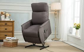 oben classic power lift recliner chair sofamania com