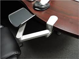 Computer Desk For Laptop Ergonomic Armrest Arm Supporter For Laptop Computer Desk Table