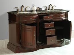legion furniture 66 bathroom vanity in antique brown virtu usa kd
