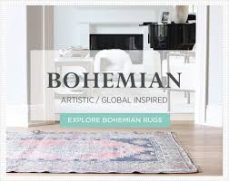 Bohemian Area Rugs Decorating Trends Rugs Direct