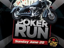 poker run flyer templates by kinzi wij dribbble