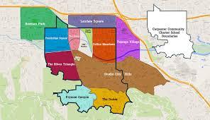 studio city map colfax bryan abrams