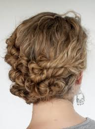easy hairstyles for curly hair with bobby pins modern hairstyles