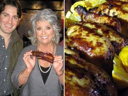 thanksgiving recipes from paula deen fieri abc news