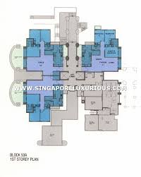 spring grove site floor plan singapore luxurious property