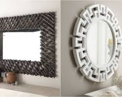 Modern And Cool Interior Home Decor Mirrors  Latest - Home decorative mirrors