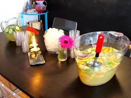 drinks on table tv dinner healthy recipes for ra by jamie stelter