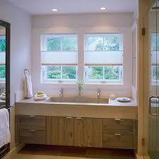 trough sink for bathroom luxury black granite double trough