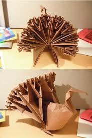 origami turkey by small happy crane on deviantart