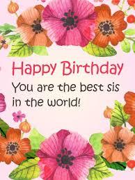 110 best birthday cards for sister images on pinterest sister