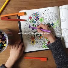 шэньчжэнь раскраски secret garden взрослых и детей рисования