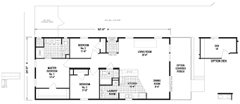 melbourne 24 x 52 1248 sqft mobile home factory expo home centers