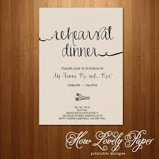 bridal dinner invitations invitation design templates free orax info