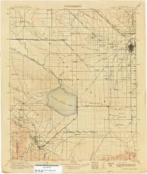 California Maps California Topographic Maps Perry Castañeda Map Collection Ut